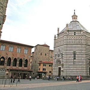 Centro storico di Pistoia | Servizi Lingottino Parcheggi S.r.l.