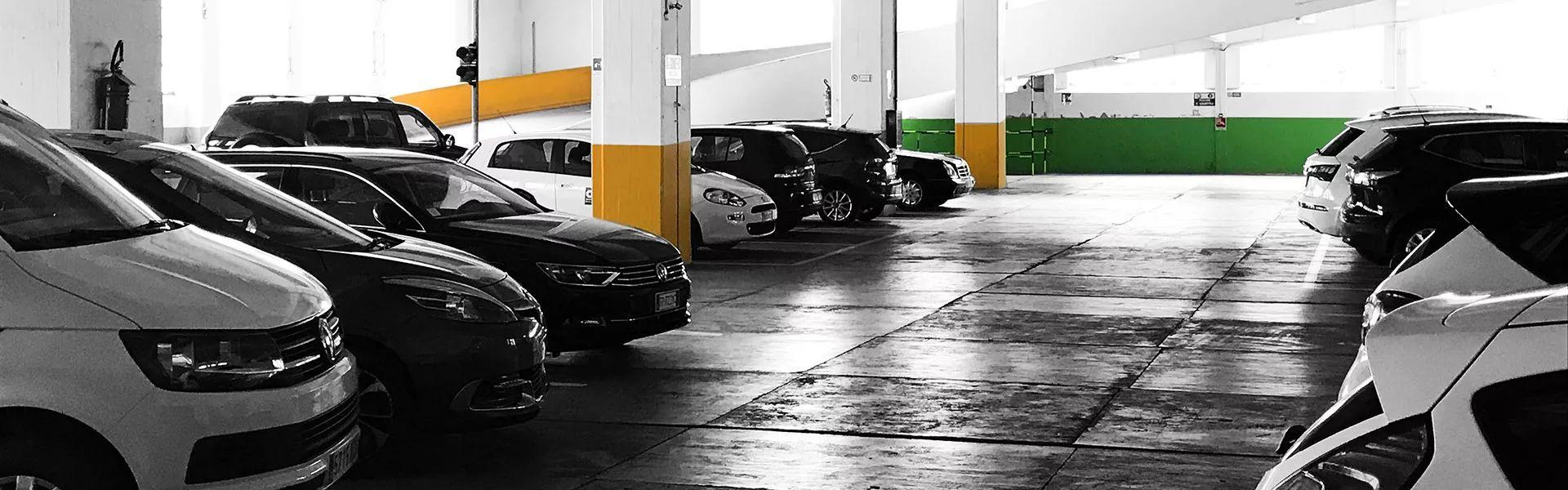 Interni parcheggio Lingottino Pistoia | Lingottino Parcheggi S.r.l.