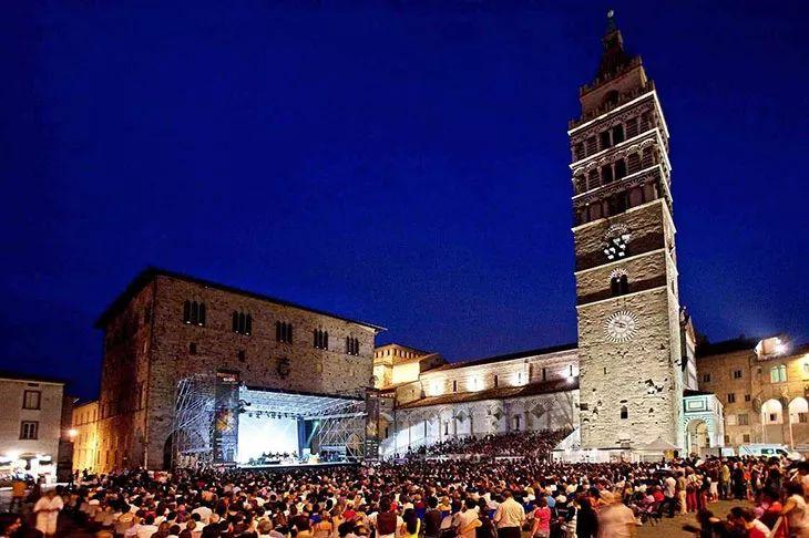 Il Pistoia Blues Festival: un pezzo di storia della città | Lingottino Parcheggi S.r.l.