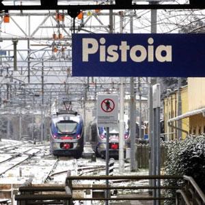 Stazione ferroviaria FS di Pistoia | Servizi Lingottino Parcheggi S.r.l.